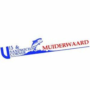 Vis en Sandwichcorner Muiderwaard logo