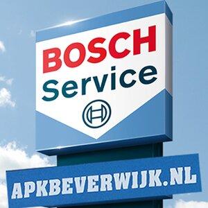 Bosch Car Service APK Beverwijk logo