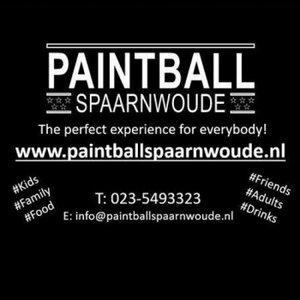 Paintball Spaarnwoude logo
