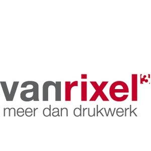 Drukkerij Van Rixel B.V. logo