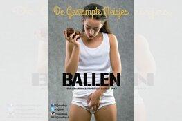 De Gestampte Meisjes BALLEN 2.0 Kennemertheater Beverwijk op do 16 mei a.s.
