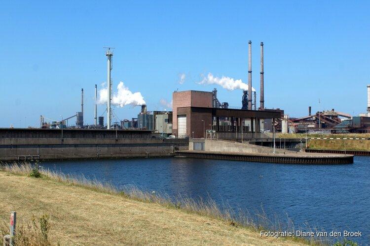 Tata Steel houdt enquête in Wijk aan Zee: 95% heeft last van stof