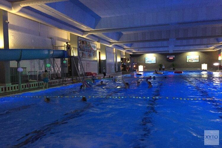 Discozwemmen de laatste van dit seizoen!