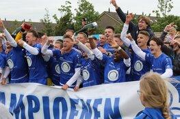 Fantastisch seizoen wordt besloten met verdiend kampioenschap en promotie naar de 3e Divisie voor de RKVV DEM