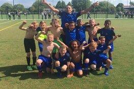 DEM JO11-1, kampioen van de Hoofdklasse C, een team dat altijd wil winnen