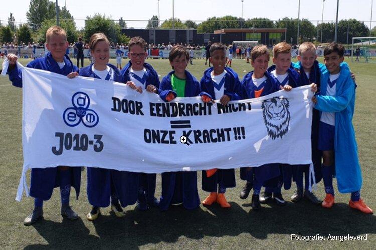R.K.V.V. DEM JO10-3 wint de KNVB beker