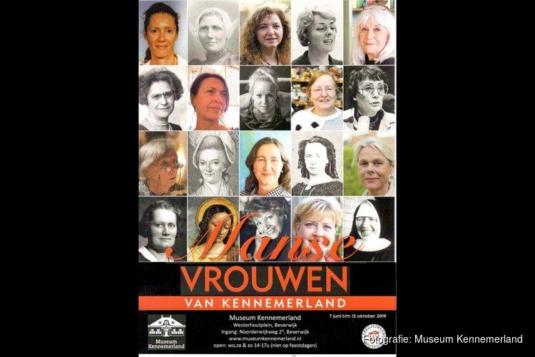 """Nieuwe tentoonstelling in Museum Kennemerland  """"Manse Vrouwen van Kennemerland"""""""