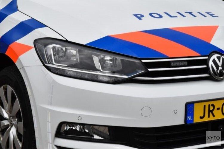 Politiemacht rijdt Beverwijker (31) in gestolen auto klem op Rottepolderplein