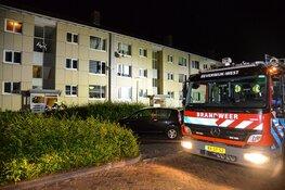 Brand in flatwoning Beverwijk, vermoedelijk brandstichting