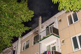 Appartement in Beverwijk voor maand gesloten na mogelijke brandstichting door bewoner