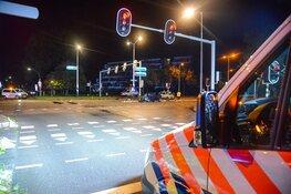 Twee mensen zwaargewond bij ongeluk met twee auto's in Beverwijk