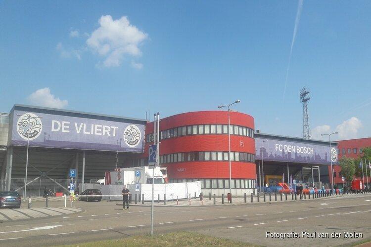Late treffer Van Doorm bezorgt Telstar verdiende winst