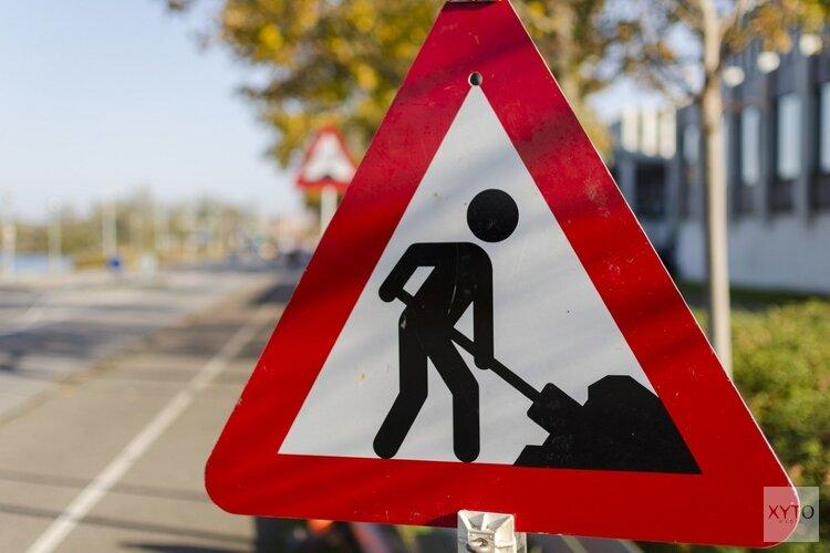 Beverwijkse Alkmaarsweg vanaf maandag op slot voor autoverkeer