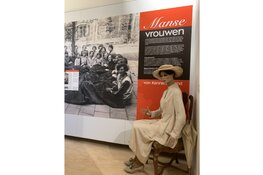 Activiteiten rond tentoonstelling Manse Vrouwen