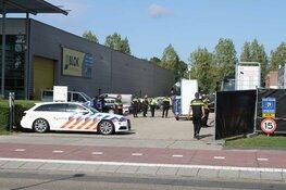 Groot politieonderzoek bij bedrijven Midi Center in Beverwijk