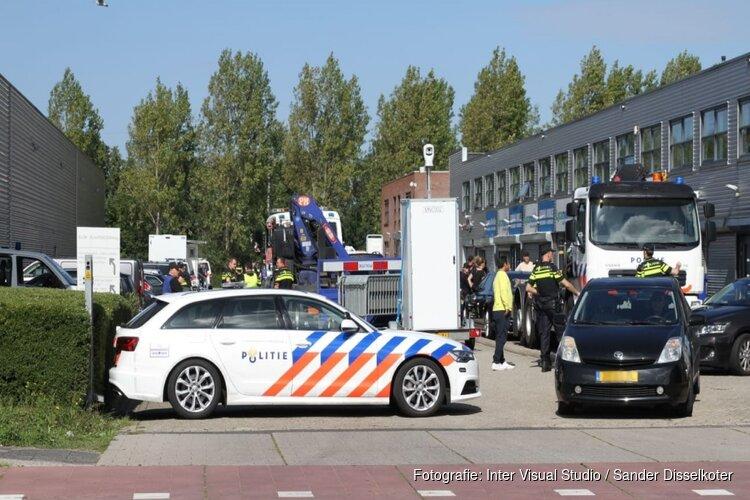 Groot politieonderzoek bij meer dan 40 bedrijven in Beverwijk