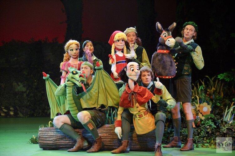 Alle Sprookjesbosboombewoners komen naar het Kennemer Theater!