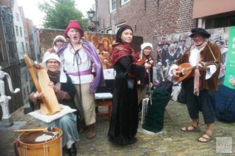 """Folkgroep """"Altegaer"""" speelt zondag 6 oktober in de dorpskerk"""