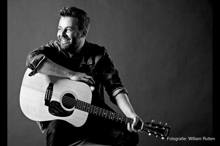 Gitaarman Ed Struijlaart speelt van Clapton tot Sheeran