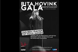 Rita Hovink Gala – Benefietconcert 30 november 2019