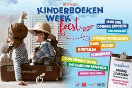 Kinderboekenweekfeest: Reis mee!