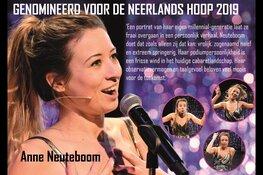 Verrassende, onvermoeibare vakvrouw Anne Neuteboom