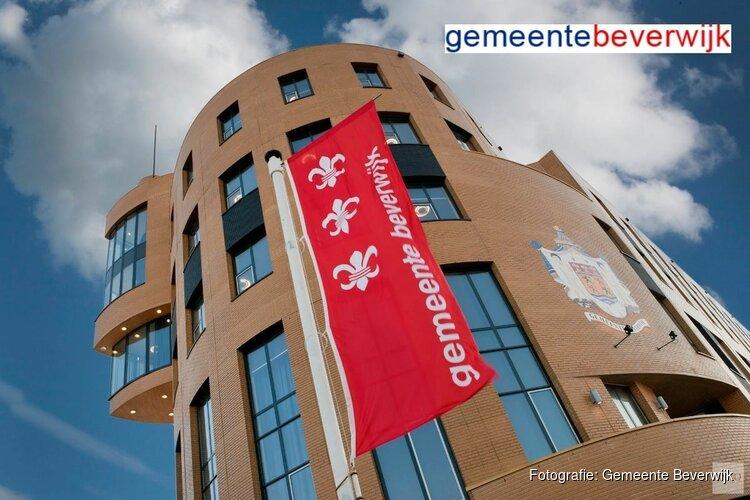 Cheque voor Hospicehuis Beverwijk