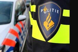 Vluchtende automobilist in geleasede Mercedes reed politieagent aan: nog niet gepakt