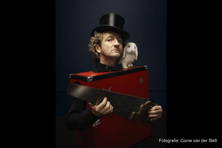 Muziek, magie, humor en spektakel in The Great Wonder