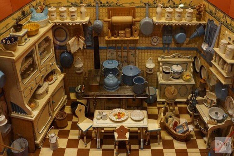Verzameling van Tiny Put in Museum Kennemerland