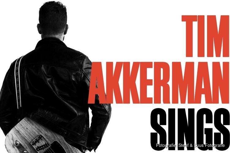 UITVERKOCHT: Tim Akkerman sings The Boss