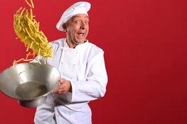 Herrie in de keuken in Beverwijk