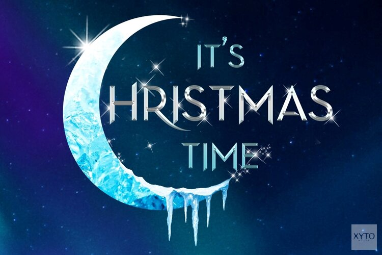 Nog enkele kaarten voor kerstshow 'It's Christmas Time'