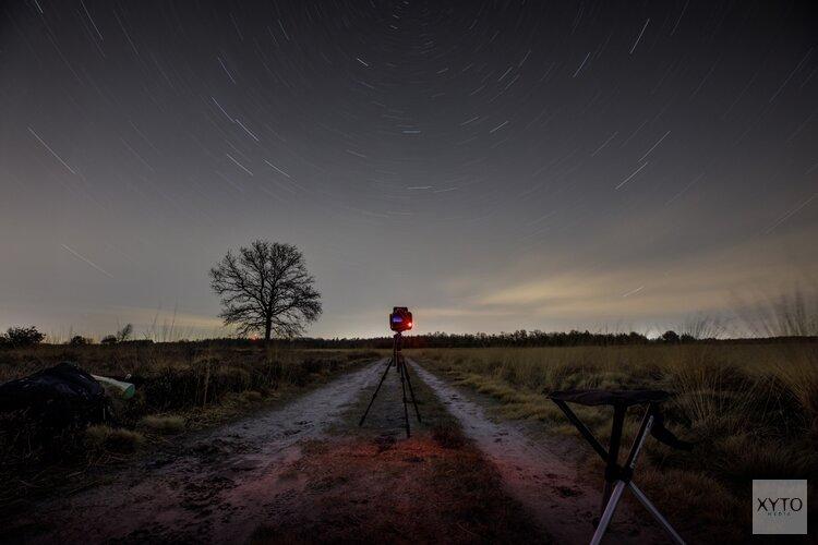 Basisworkshop 'Landschap in het duister' met Nando Harmsen
