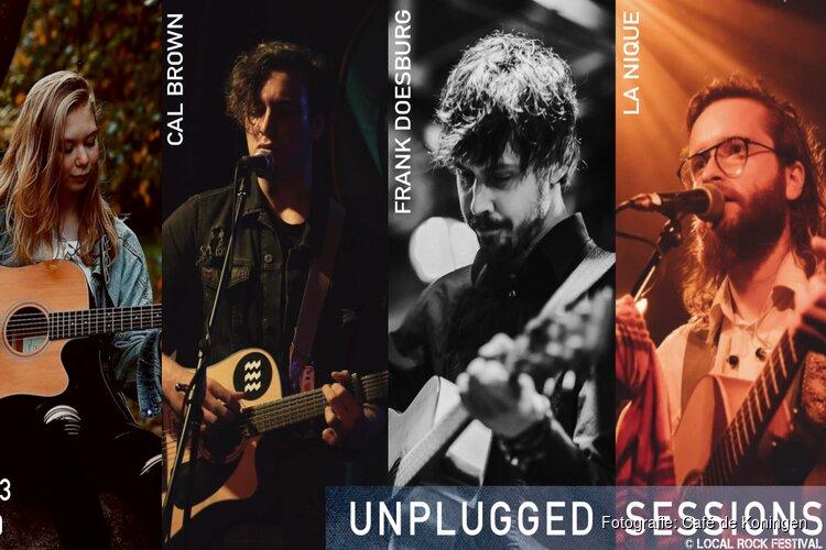 Unplugged Sessions - live at Café de Koningen