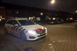 Politiehelikopter zoekt boven Beverwijk naar in vijver gevallen 'inbreker'
