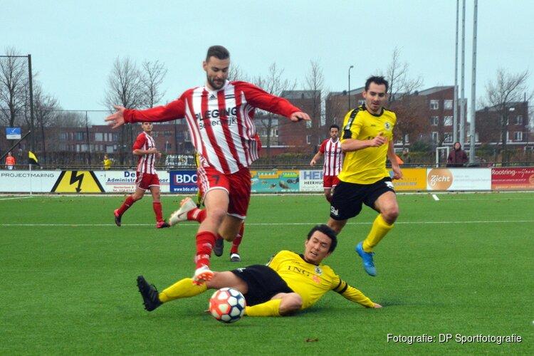 Hekkensluiter SV Beverwijk verrast Reiger Boys