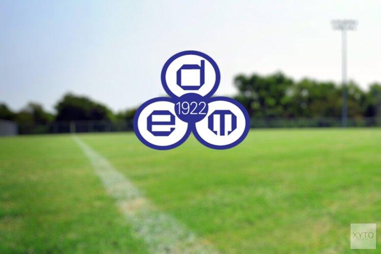 Spelers kunnen Arvid Smit niet uitzwaaien met een overwinning