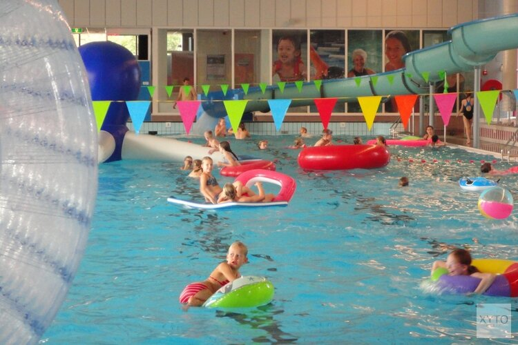 Komende zondag Kinder Fun Dag in Sportfondsenbad Beverwijk