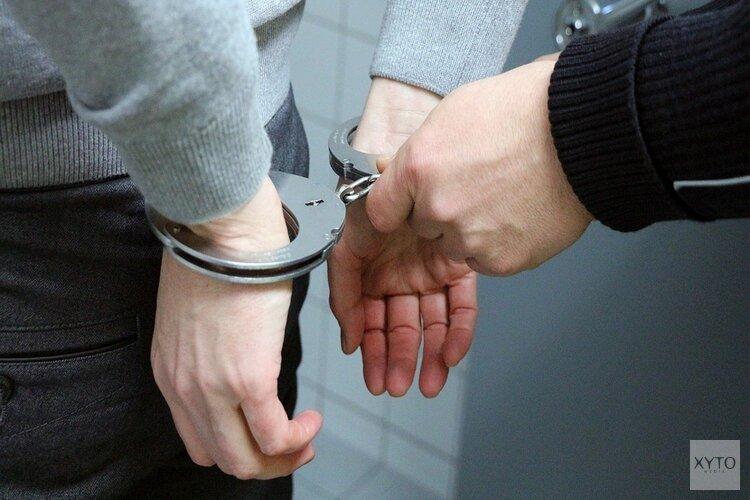 Twee verdachten aangehouden na beroving