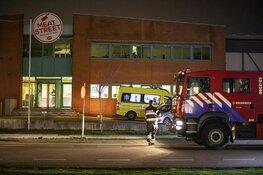 Gewonde bij bedrijfsongeval aan de Rijnland in Beverwijk