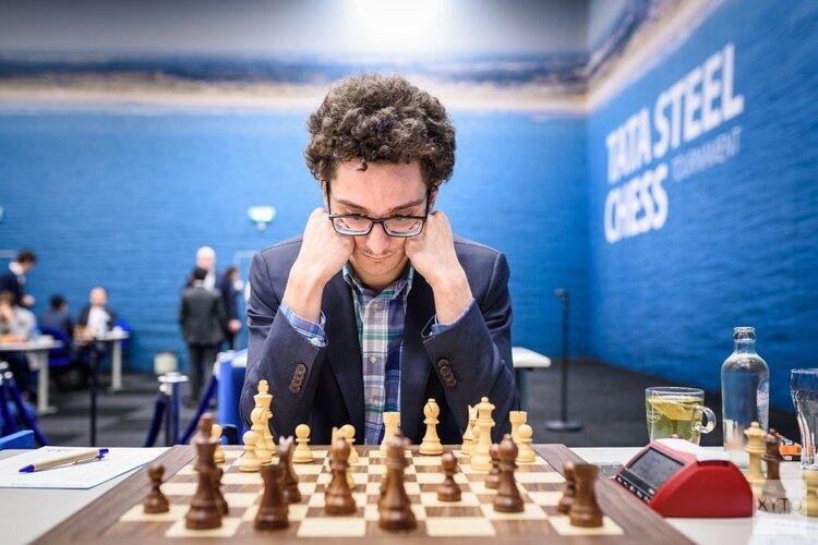 Caruana wint Tata Steel Chess Tournament 2020