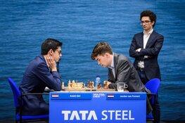 Jorden van Foreest beste Nederlander in de Tata Steel Masters
