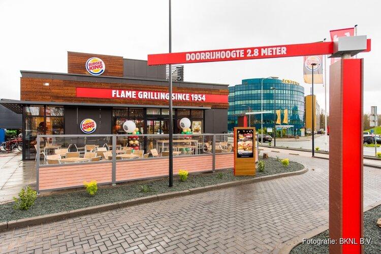 WHOPPA! BURGER KING® Beverwijk is geopend!
