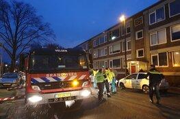 Gewonde bij woningbrand aan Plantage in Beverwijk