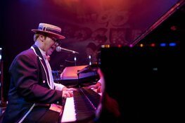 A Tribute to Elton John door Jimmy Love met liveband