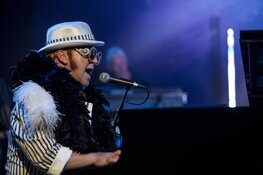 A Tribute to Elton John door Jimmy Love met liveband