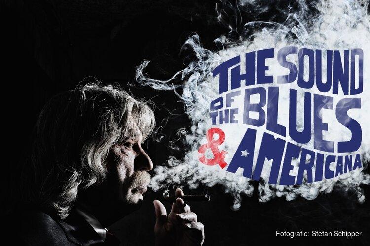 Johan Derksen haalt twee Amerikaanse topmuzikanten naar Nederland voor zijn tournee The Sound of The Blues & Americana