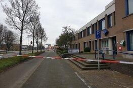 Brand bij politiebureau Beverwijk: verdachte man gezocht