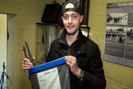 Luca (18) vindt gestolen collectie uit Küverbunker terug via Marktplaats